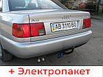 Знімний Фаркоп на двох болтах Audi 100 (С4) Седан (1990-1998)