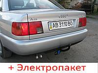 Знімний Фаркоп на двох болтах Audi 100 (С4) Седан (1990-1998), фото 1