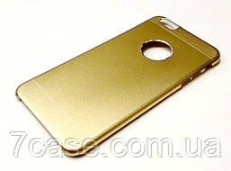 Чехол для iPhone 6 Plus / 6s Plus алюминиевый золотой