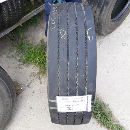Грузовые шины б.у. / резина бу 265.70.r19.5 Continental HTR1 Континенталь