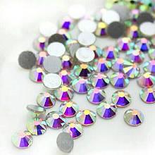 Стразы Swarovski SS3 Crystal AB 100 шт (россыпь)
