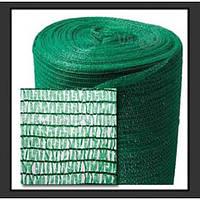 Сетка затеняющая 35% KARATZIS 50*2м зеленая, фото 1