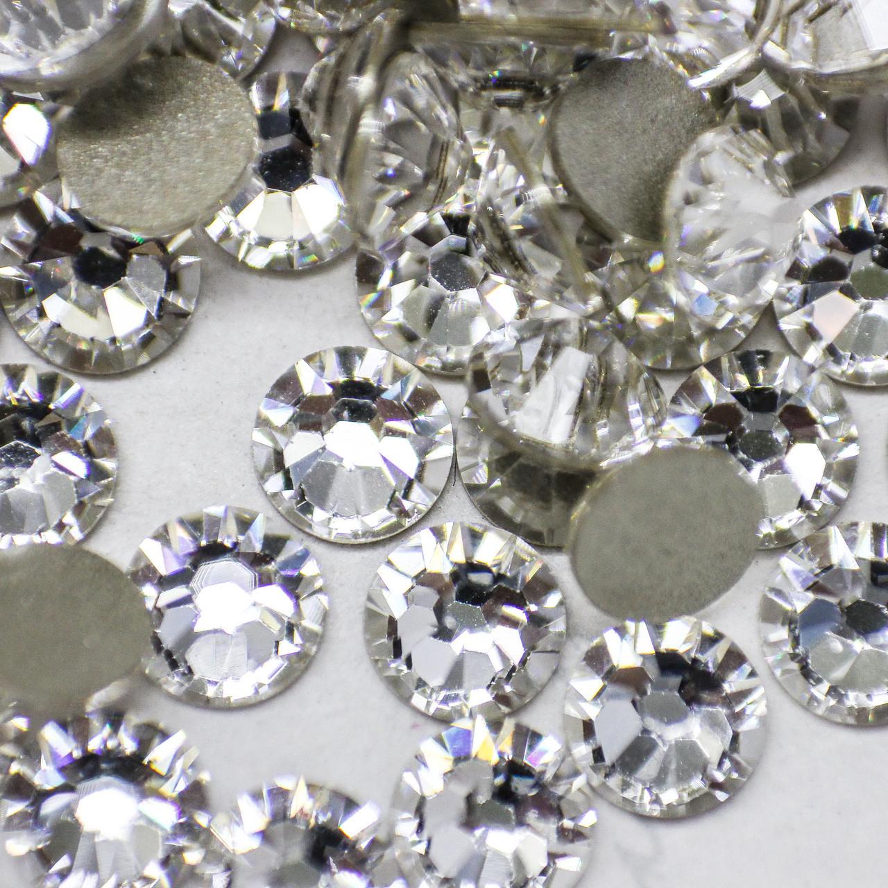 Стразы Swarovski SS5 Crystal 100 шт (россыпь)