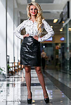 Женская блузка с карманами на груди (2299 svt), фото 3
