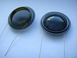 мембрана (полупрозрачный шелк) для драйверов (пищалок) диаметром 20.4мм, фото 4