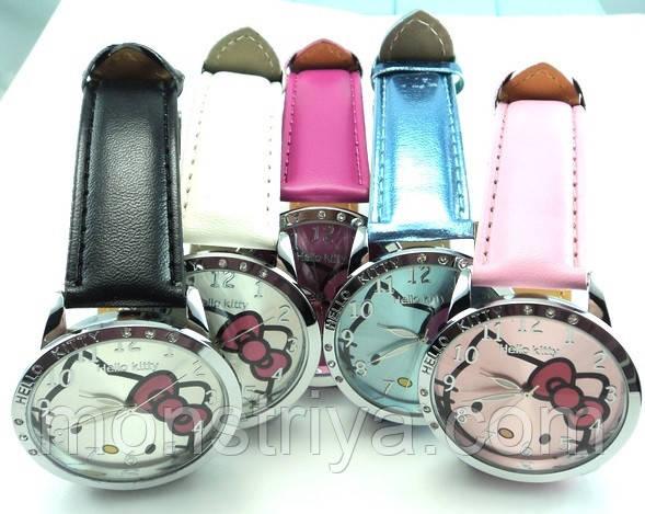 Новые детские часы Hello Kitty (заказаны из США)
