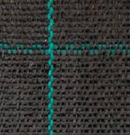 Геотекстиль чёрный 100 г/м2 AGROJUTEX 100м , фото 1
