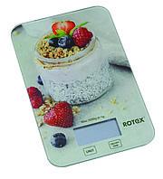 Кухонные весы ROTEX RSK-14-P Yogurt
