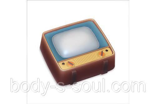 Пластиковая форма Телевизор