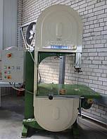 Ленточнопильный станок б/у Pezzolato S800 со шкивами D=800 мм, фото 1
