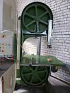 Ленточнопильный станок б/у Pezzolato S800 со шкивами D=800 мм, фото 2