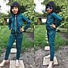Спортивный детский костюм, размеры 28-30-32-34-36, Турция, фото 4