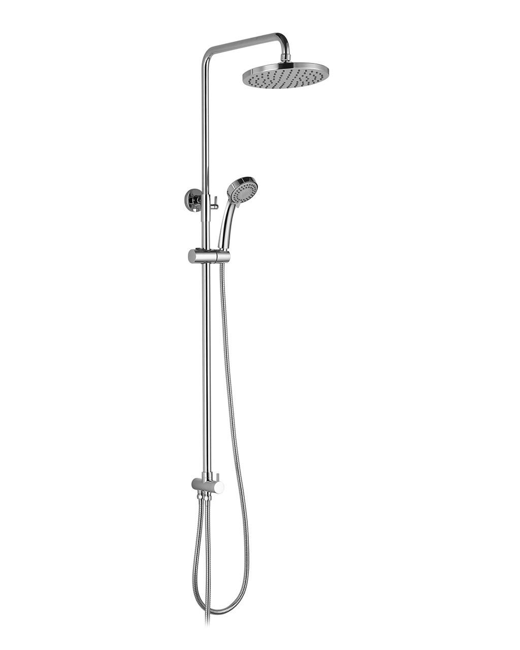 Система душова без змішувача (верхній та ручний душ 3 режими, шланг 1,5 м)