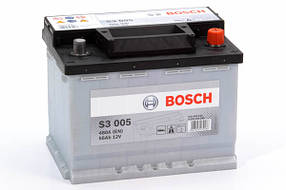 Акумулятор BOSCH 6СТ-56 Євро Акція!!!