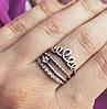 Серебряное Кольцо #
