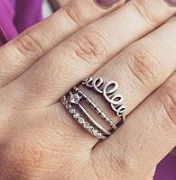 Серебряное Кольцо #, фото 1