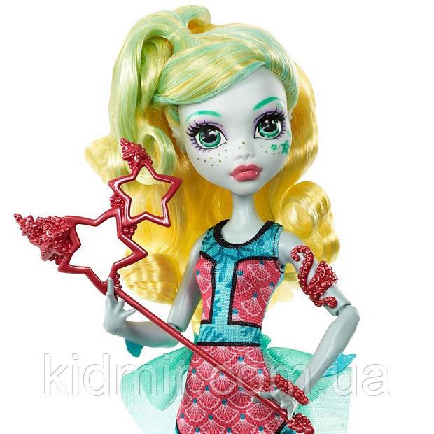 Лялька Monster High Лагуна Блю (Lagoona Blue) Ласкаво просимо у Школу Монстрів Монстер Хай