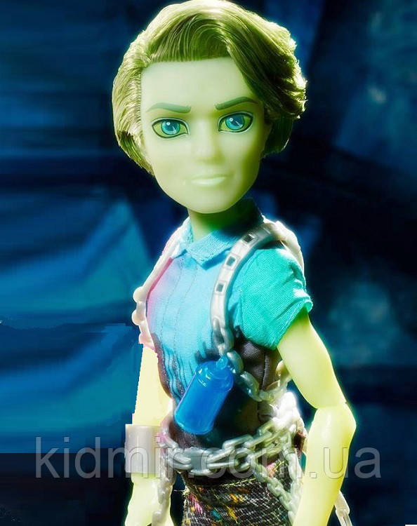 Лялька Monster High Портер Гейс (Porter Geiss) Населений примарами Монстер Хай