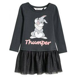 Платье HM для девочек (Швеция)