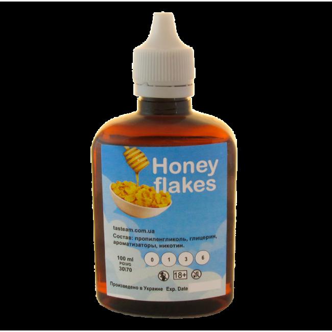 Рідина для електронних сигарет TaSteam ''Honey Flakes'' - 100ml.