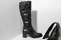 Женские кожаные сапоги Minelli, фото 1