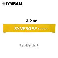 Резиновая лента эспандер Mini Band Synergee (2-9 кг)