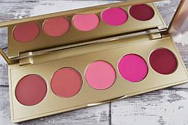 Палетка помад и румян STILA Sunrise color dual lip & cheek palette