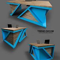 Офисный стол руководителя OS017