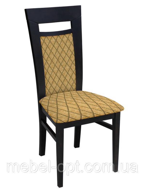 Деревянный стул С-609 Портофино М мягкий,цвет венге, Заказ от 2 штук