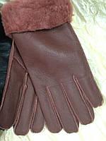Перчатки женские и подросток из натуральной овчины