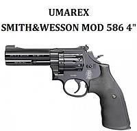 "Револьвер Smith&Wesson Mod. 586, 4"", фото 1"