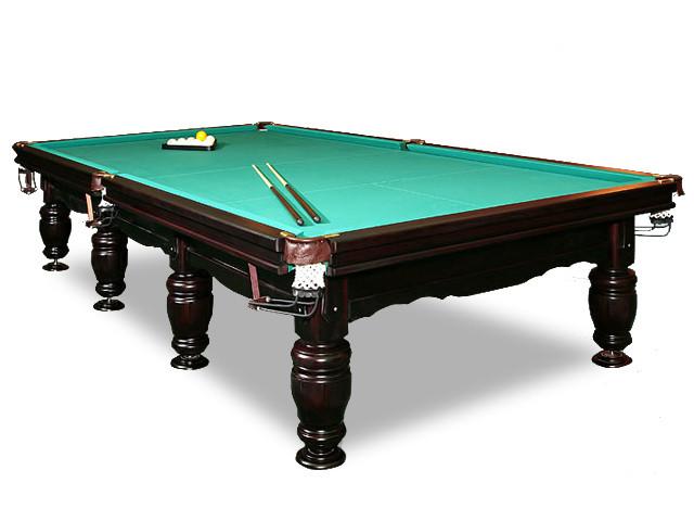 Бильярдный стол для пула ТТ-Бильярд Ферзь Плюс 7Ф Ардезия