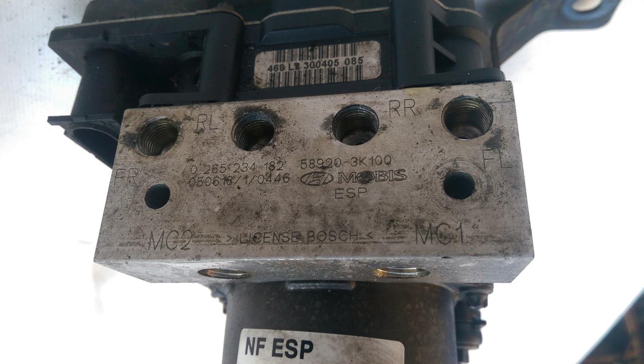 Блок ABS Hyundai Sonata NF 589203K100