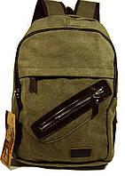 Городской рюкзак. Стильный. Повседневный  рюкзак. Рюкзаки унисекс. Современные рюкзаки.Код: КРСС55, фото 1