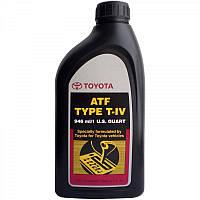 Toyota ATF Type T-IV (США) жидкость для АКПП, 0,946 л (00279-000Т4)