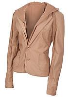 Куртка - пиджак женская. Большие размеры!!