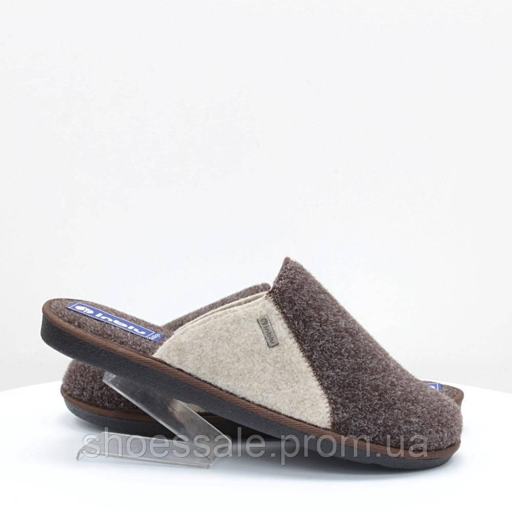 Мужские тапочки Inblu (50827)