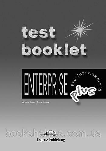 Enterprise Plus Test Booklet