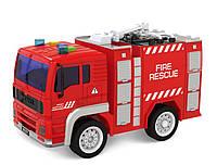 Пожарная машина инерционная арт. 551A