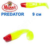 Силикон Manns Predator FCH-RN-066-90мм Czerwony Nos (20шт)