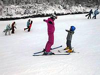 Обучение детей и взрослых: лыжи, сноуборд!