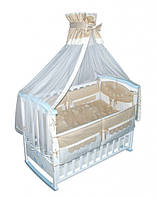 Детский постельный комплект Вышиванка