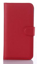 Чехол-книжка для Samsung Galaxy S5 mini G800 красный