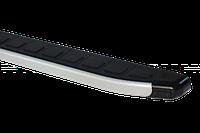 Силовые пороги Chery Tiggo II (вариант Fullmond)