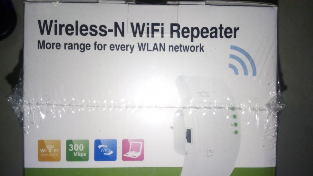 Ретранслятор репитер wifi роутер repeator 300 Mbit точка доступа rg45