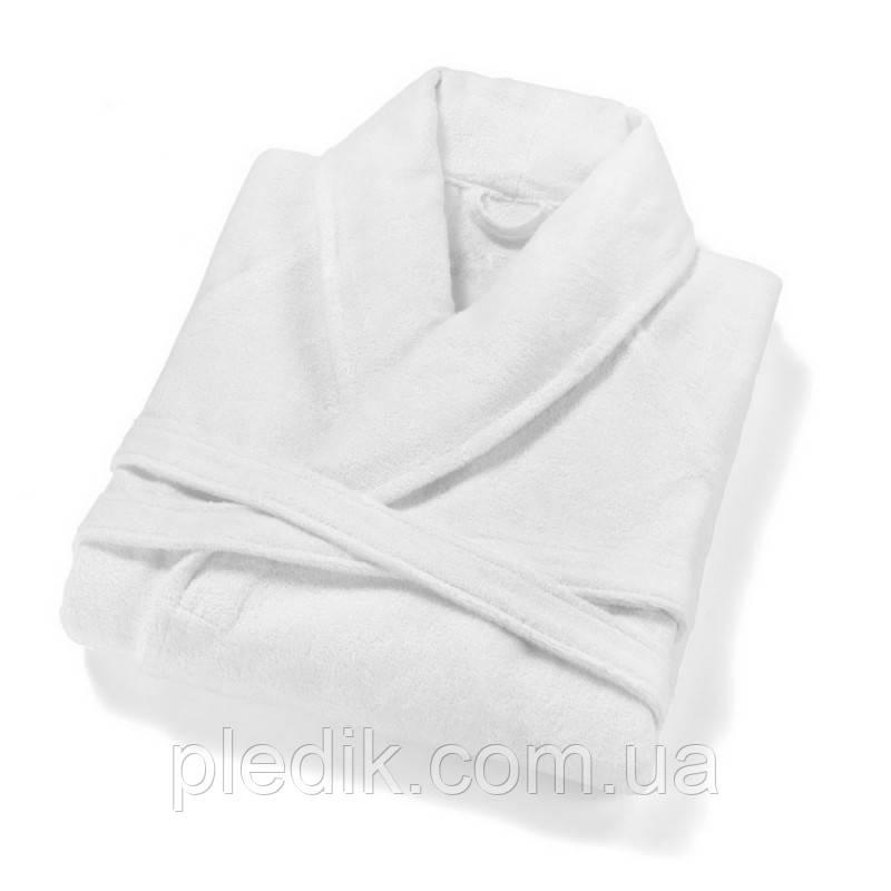 Махровый халат с бамбуком PHUKET от Casual Avenue, White M