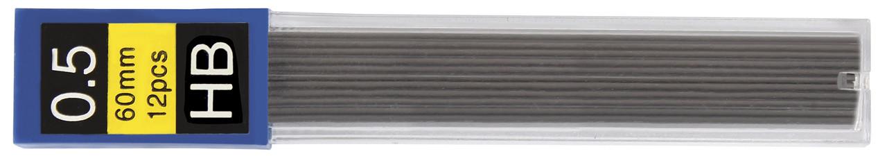 Стержни к механическому карандашу ECONOMIX HB (12 шт. В тубусе) E10801