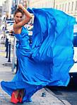 Нежный небесный голубой: носим правильно