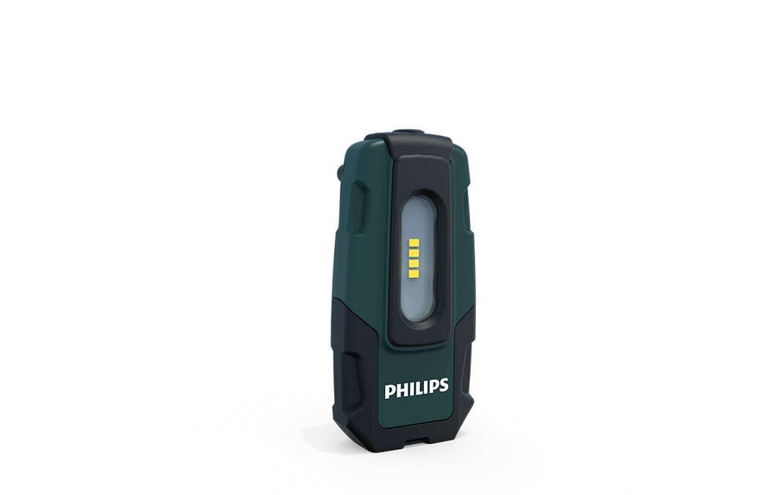 Светодиодный инспекционный фонарь EcoPro20 Philips RC320B1, фото 1