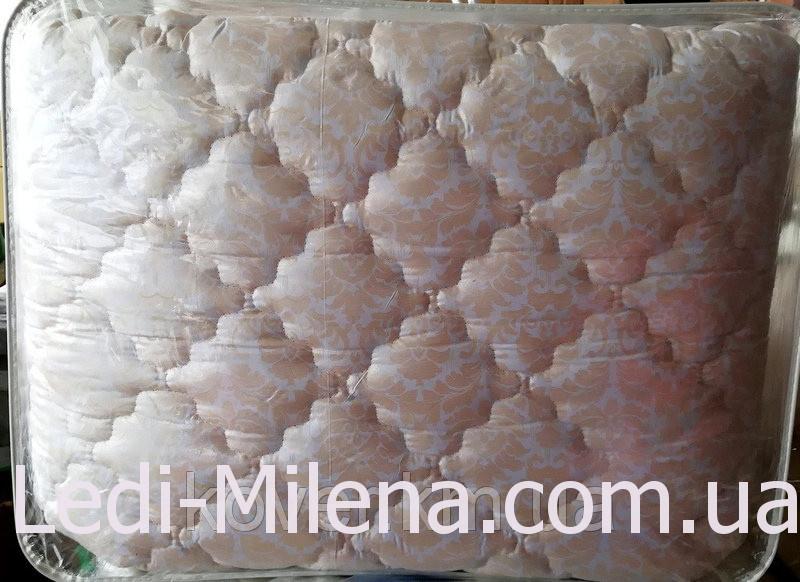 Теплое зимнее полуторное бамбуковое одеяло микрофибра